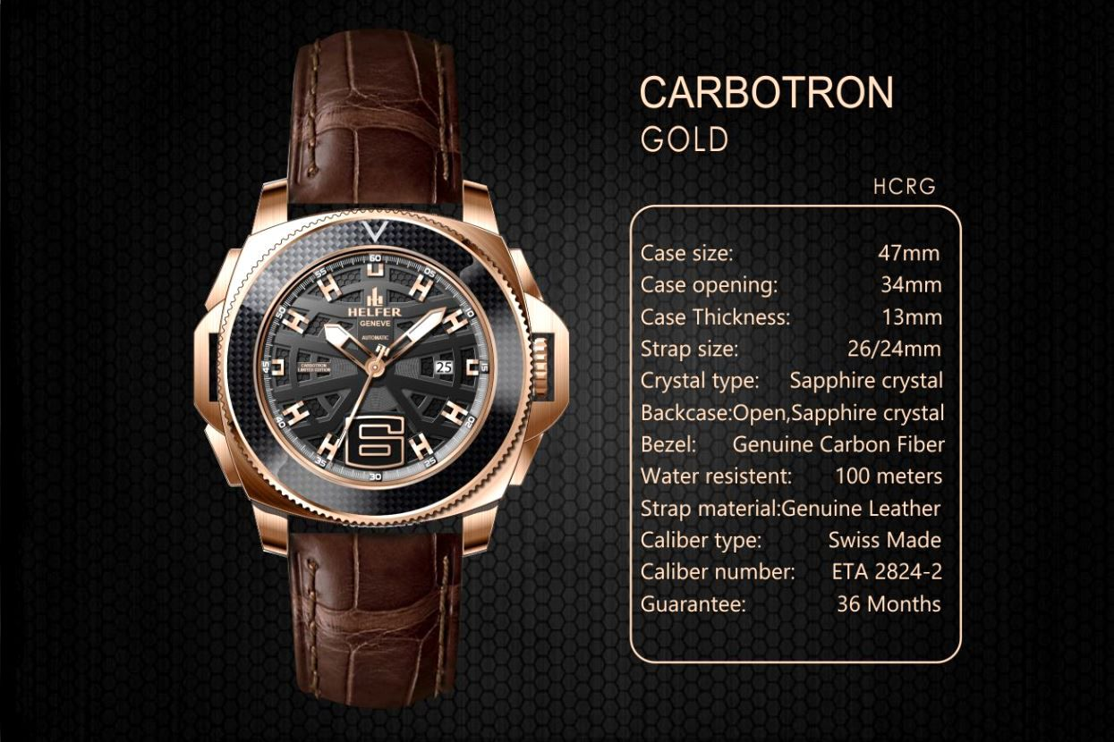 Carbotron Gold